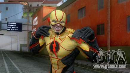 Injustice 2 - Reverse Flash v3 for GTA San Andreas