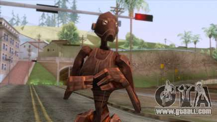 Star Wars - Droid Commander BX Skin for GTA San Andreas