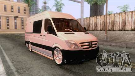 Mercedes-Benz Sprinter 2014 for GTA San Andreas