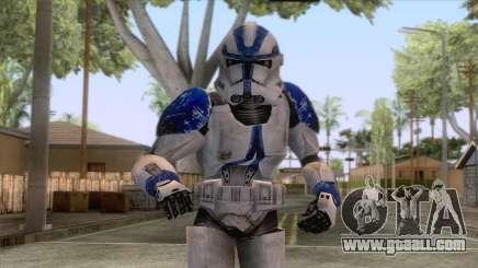 Star Wars JKA - 501st Legion Skin v1 for GTA San Andreas