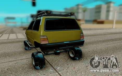VAZ 1111 for GTA San Andreas back left view