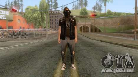 Skin Random 29 for GTA San Andreas