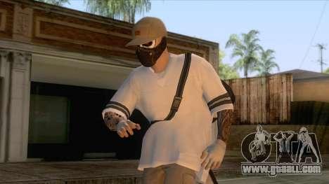Skin Random 32 for GTA San Andreas
