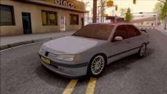 Peugeot 406s for GTA San Andreas