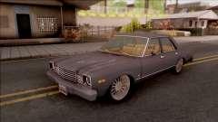 Dodge Aspen Custom for GTA San Andreas