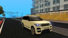 Range Rover Vogue Armenian for GTA San Andreas