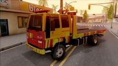 Ford Cargo of CCR for GTA San Andreas