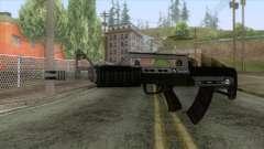 GTA 5 - Bullpup Rifle for GTA San Andreas