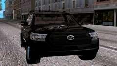 Toyota Land Cruiser 200 V6 for GTA San Andreas