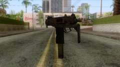 Pay day 2 - Micro Uzi for GTA San Andreas