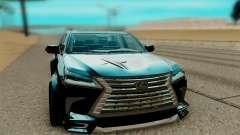 Lexus LX 570 for GTA San Andreas