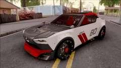 Nissan Nismo IDx for GTA San Andreas
