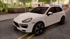 Porsche Cayenne Turbo 2013 Single Version for GTA San Andreas