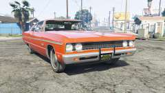 Plymouth Fury III 1969 [replace] for GTA 5