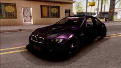 BMW M3 GT2 Itasha Mash Kyerlight Fate Apocrypha for GTA San Andreas