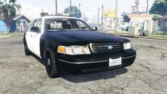 Ford Crown Victoria Police v1.3 [replace] for GTA 5