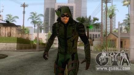 Injustice 2 - Green Arrow for GTA San Andreas