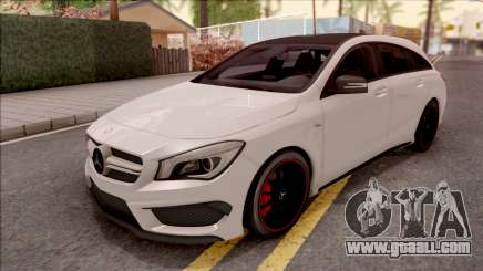 Mercedes-Benz CLA 45 AMG Shooting Breake v1 for GTA San Andreas