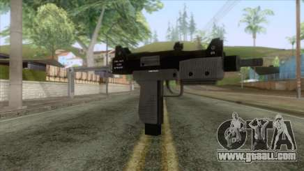 GTA 5 - Micro SMG for GTA San Andreas