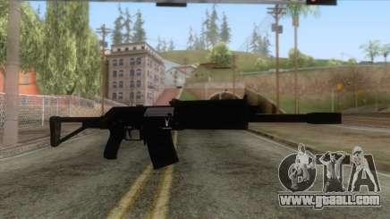 GTA 5 - Heavy Shotgun for GTA San Andreas