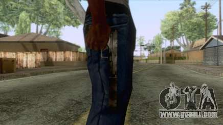 Glock 17 Silenced for GTA San Andreas