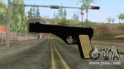 GTA 5 - Vintage Pistol for GTA San Andreas