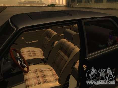 BMW 316 Drift Edition for GTA San Andreas