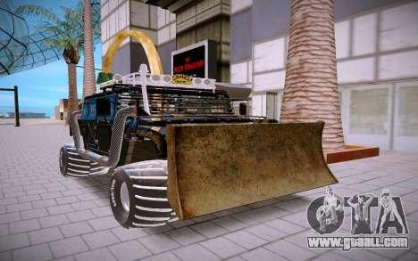 Hummer H3 for GTA San Andreas