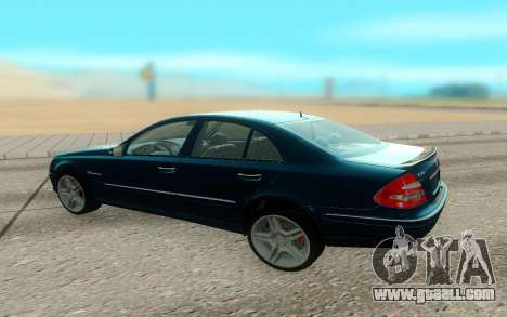 Mercedes-Benz E55 W211 AMG for GTA San Andreas