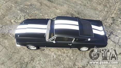 Ford Mustang GT500 1967 v1.2 [replace]