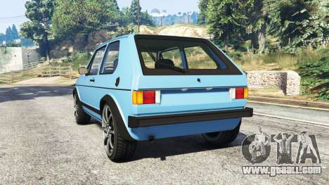 Volkswagen Golf GTI Mk1 [replace]