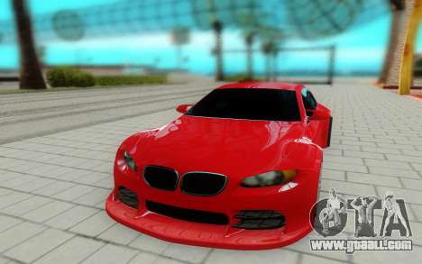 BMW M3 GTS for GTA San Andreas