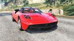 Pagani Huayra [add-on] for GTA 5