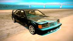 1990 Mercedes-Benz 190E Evolution II for GTA San Andreas