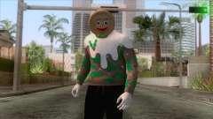 Christmas Skin 2 for GTA San Andreas