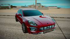 Porsche Cayenne for GTA San Andreas