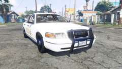 Ford Crown Victoria 1999 Sheriff v1.2 [replace]