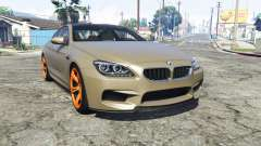 BMW M6 Coupe (F13) [replace] for GTA 5