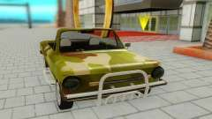 ZAZ 968 M oil for GTA San Andreas