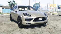 Porsche Cayenne Turbo (958) 2013 v1.1 [add-on] for GTA 5