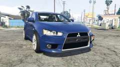 Mitsubishi Lancer Evolution X [replace]