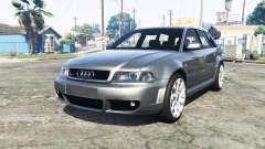 Audi RS 4 Avant (B5) 2001 v1.2 [add-on]