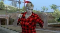 Jill Casual Skin for GTA San Andreas