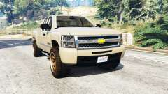 Chevrolet Silverado 1500 LT v0.5 [replace]