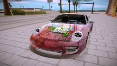 Porshe 911 GT2 for GTA San Andreas