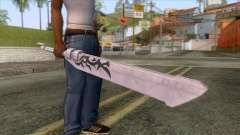Final Fantasy Mobius - Blank Sword for GTA San Andreas