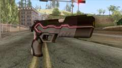 Marvel vs Capcom Infinity - Gamora Weapon 1 for GTA San Andreas