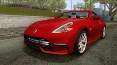 Nissan 370Z Nismo Z34 for GTA San Andreas