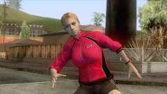 Jill Sports Skin for GTA San Andreas