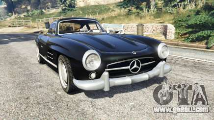Mercedes-Benz 300 SL (W198) 1954 [replace] for GTA 5
